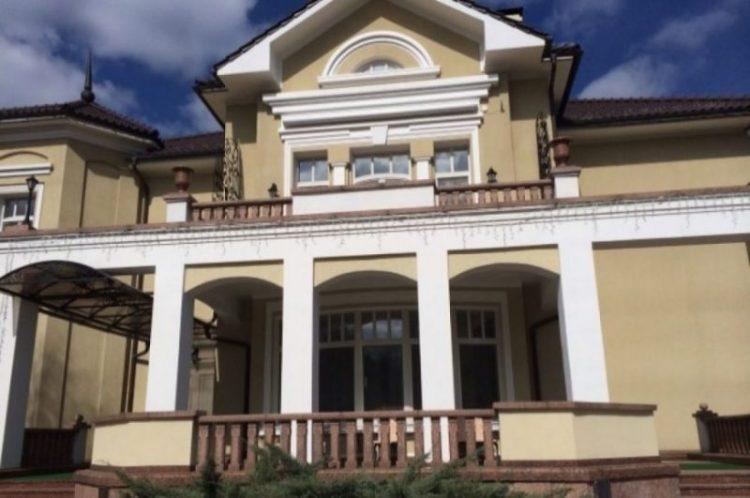 Дом Леонида Кучмы