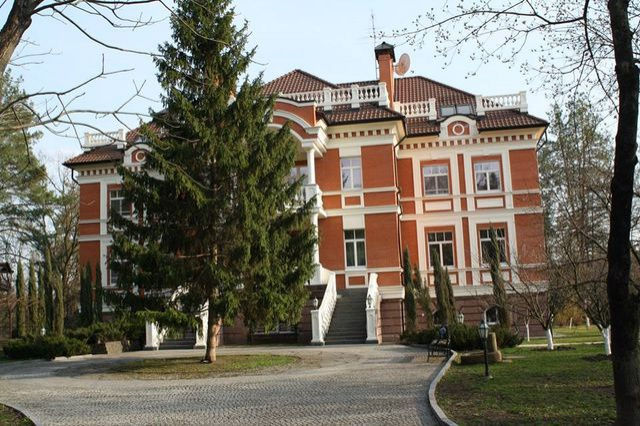 Дом Леонида Кравчука