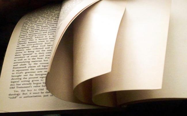 книга пустые листы
