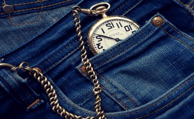 карман в джинсах