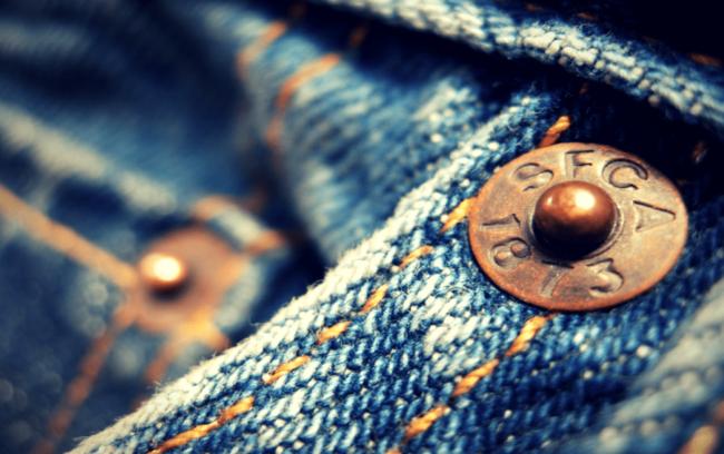 джинсовые заклепки