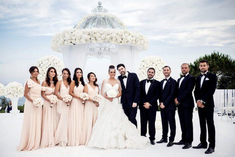 Свадьба Виктории Крутой и Давида Берковича