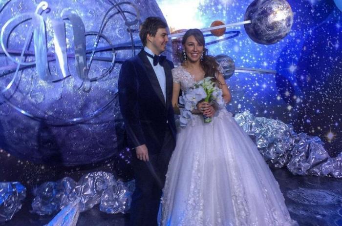 Свадьба Алины Моносовой и Павла Калтурина