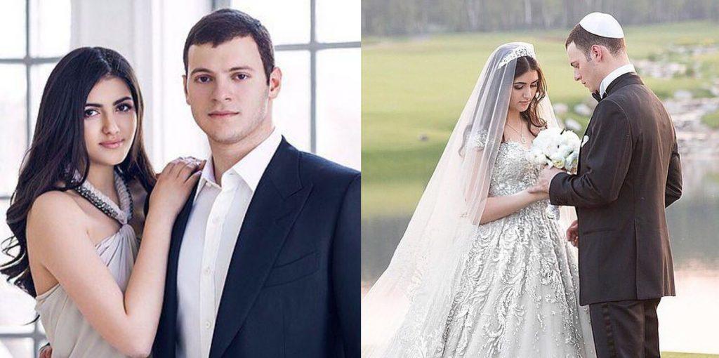 Свадьба Марии Чигиринской и Симона Крутира