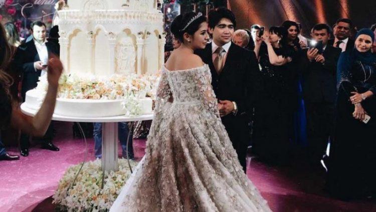 Свадьба Мадины Шокировой и Сардора
