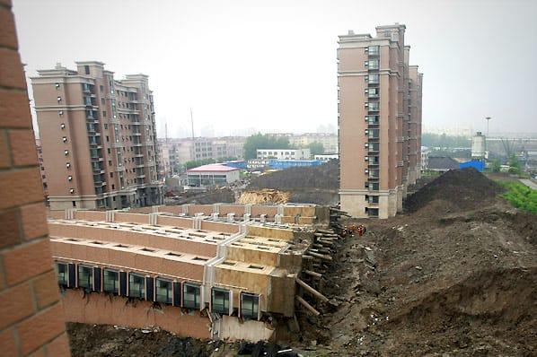 Жилой комплекс Lotus Riverside, Шанхай