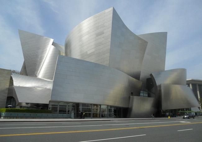 Концертный зал имени Уолта Диснея, Лос-Анджелес