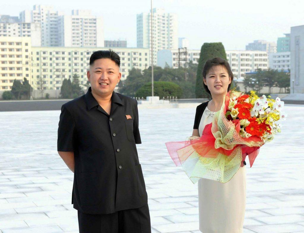 Первая леди КНДР - Ли Соль Джу