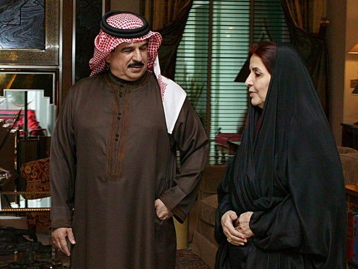 Первая леди Бехрейна - Сабика бинт Ибрагим Аль Халифа