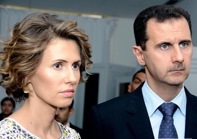 Первая леди Сирии - Асма аль-Асад