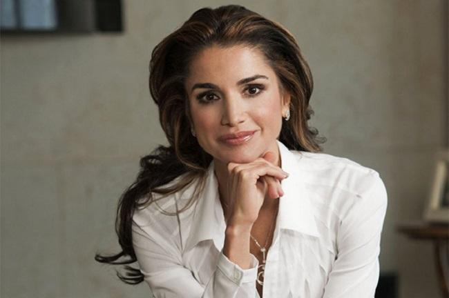 Первая леди Иордании - Королева Рания