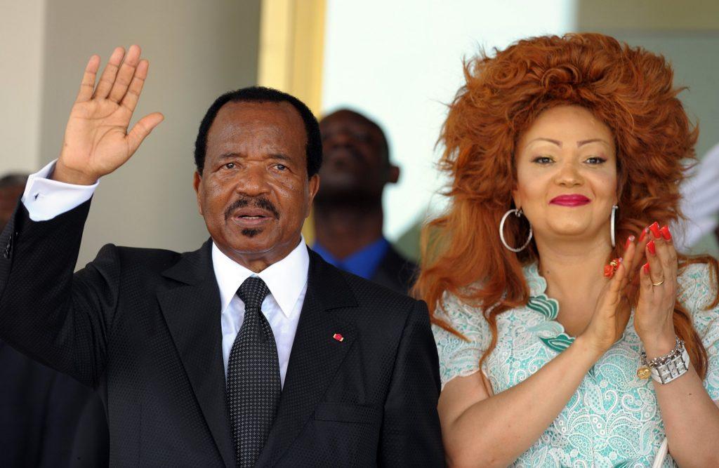 Первая леди Камеруна - Шанталь Бийя