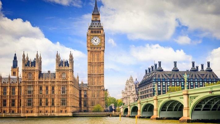 Название самой известной достопримечательности Великобритании