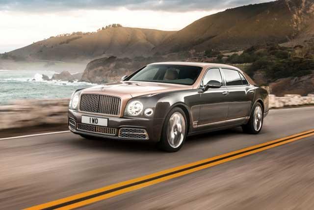 Топ-10 самых дорогих фешенебельных автомобилей