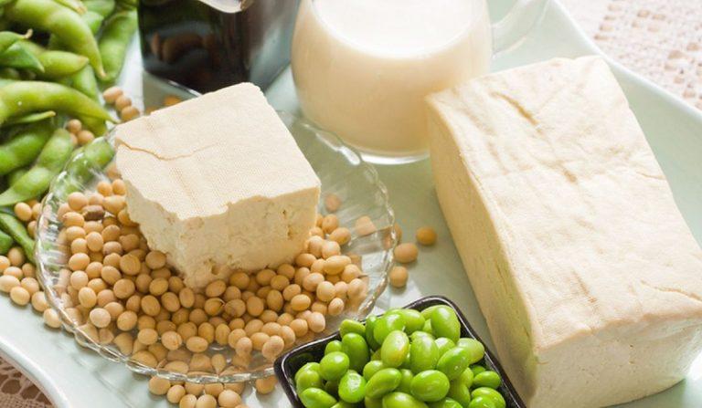 Ешьте сою, чтобы снизить уровень плохого холестерина