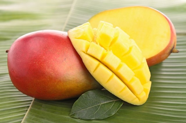 Крахмалистые фрукты