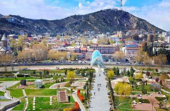 Тбилиси и не только: 40 прекрасных мест в туристической Грузии