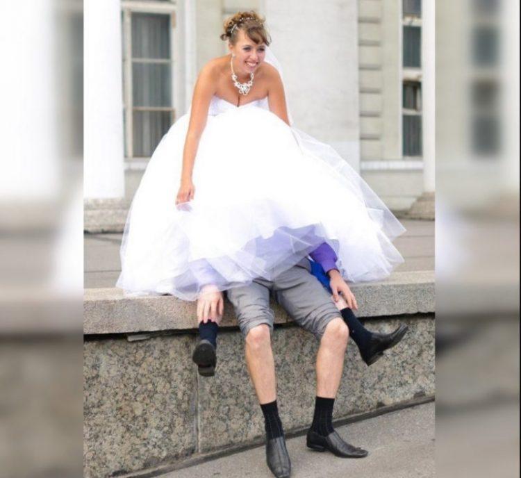 Свадьба - это весело и смешно: 45 фото