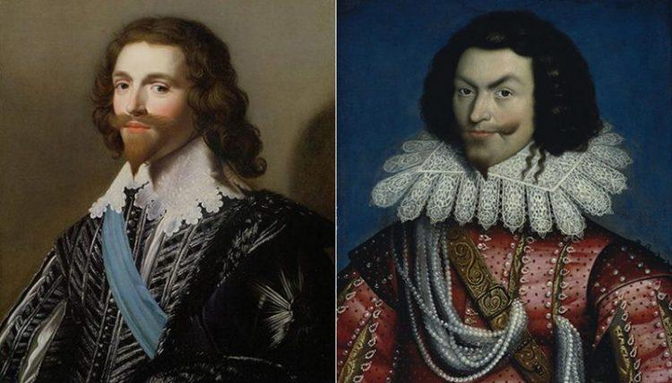 Герцог Бэкингем, любимец двух королей