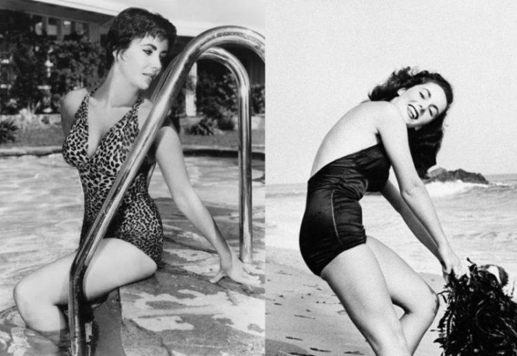 Звезды XX века в купальниках: 30 лучших фото