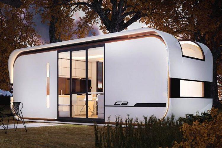 Самые невообразимые дома будущего: 45 фото
