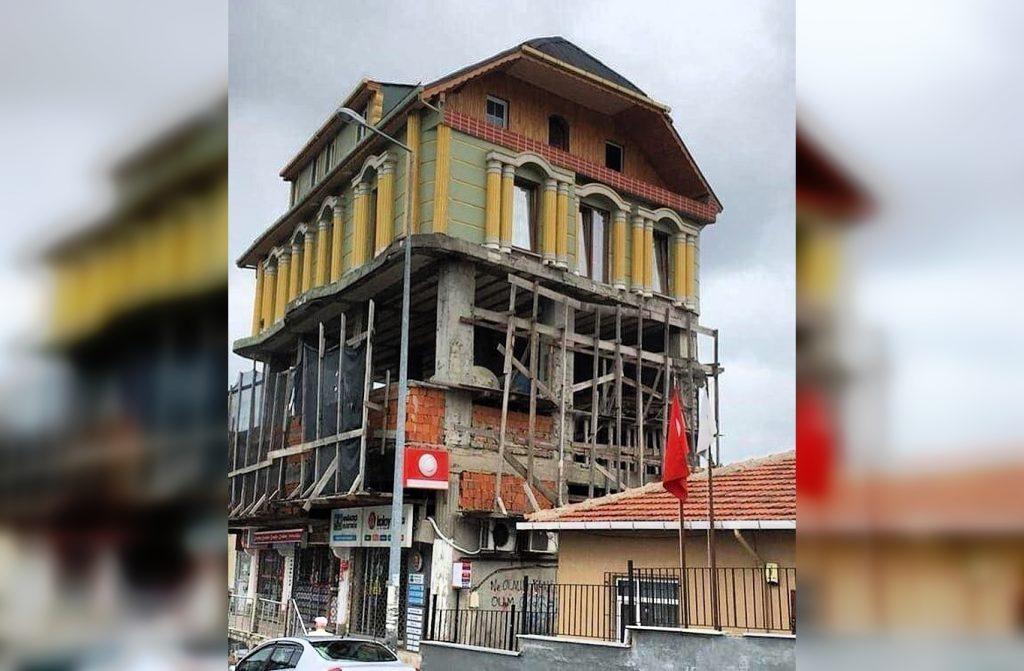 ляпы строителей