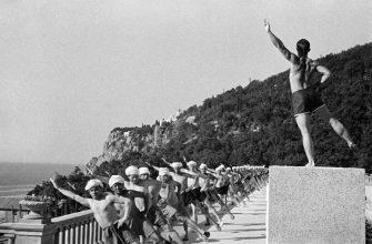 fizzaryadka utrennyaya gimnastika v SSSR
