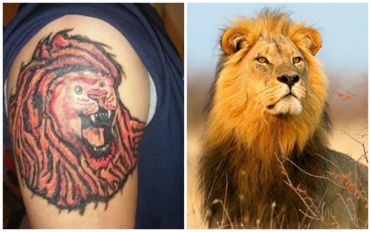 Ошибка на всю жизнь: 30 самых неудачных татуировок