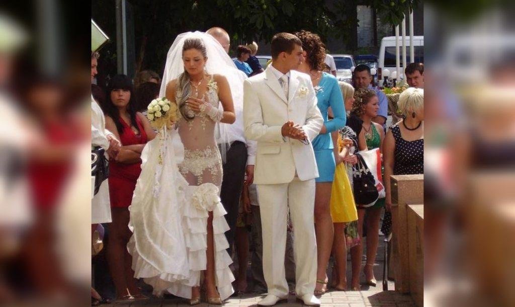 30 забавных свадебных фотографий