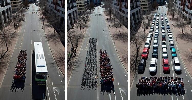 Фото, которые помогут сравнить несравнимое