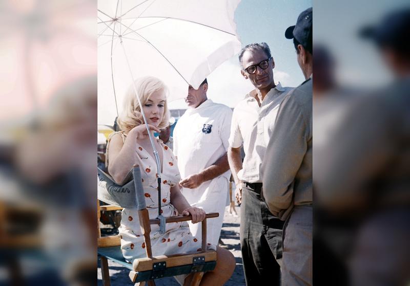 30 снимков, сделанных во время съемок знаменитых фильмов