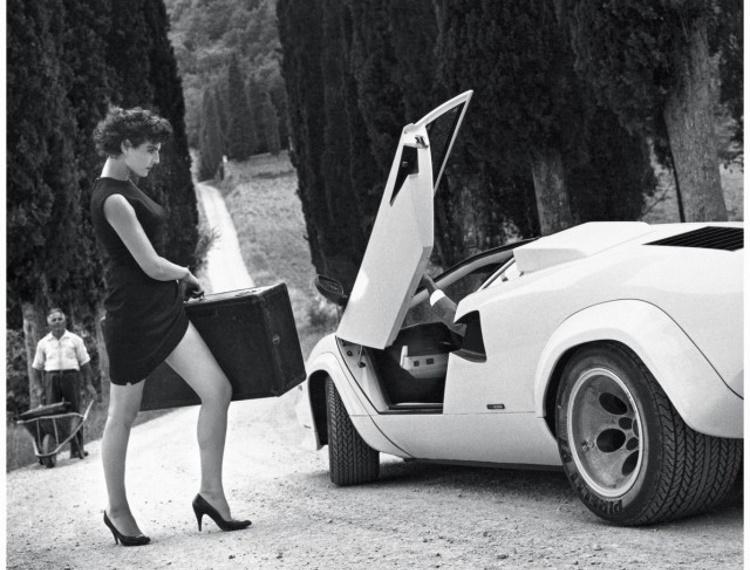 Когда у фотографа хороший вкус: потрясающие ретро-фото женщин